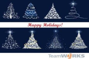 TeamWORKS Holidays 2015