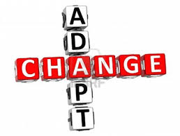 Change and Adapt